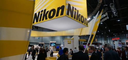 尼康发布全新DX格式数码单反相机D3300套机