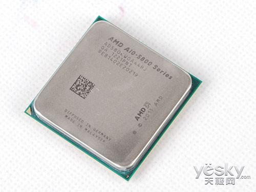 超值四核APU AMD A10 5800K京东热卖709元