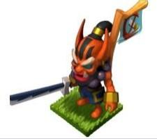 《我的部落》游戏英雄介绍---英雄名称:贱剩