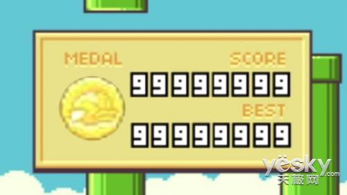 《Flappy Bird》高分攻略 每日APP店长推荐