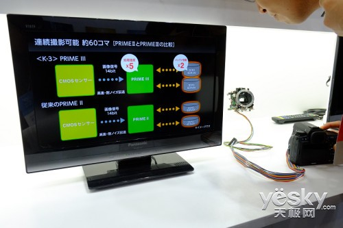 CP+ 2014:技术是王道 理光展台产品试用