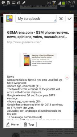 三星GALAXY Note3 Neo