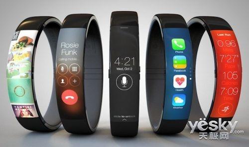 英特尔与苹果合作紧密 可穿戴领域或将携手