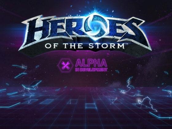 《风暴英雄》Alpha版试玩尝鲜