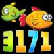 3171开心鱼游戏中心大厅标题图