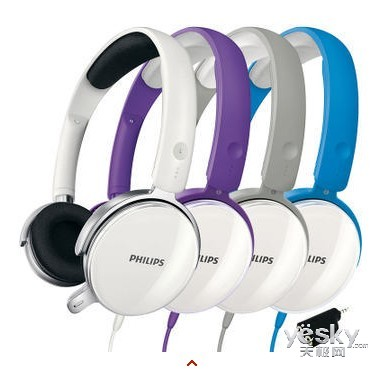 飞利浦高端品牌 SHM7110/97耳机