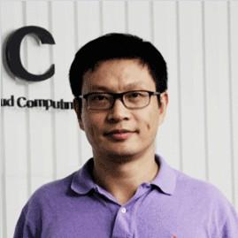 腾讯云平台总经理总负责人 陈磊