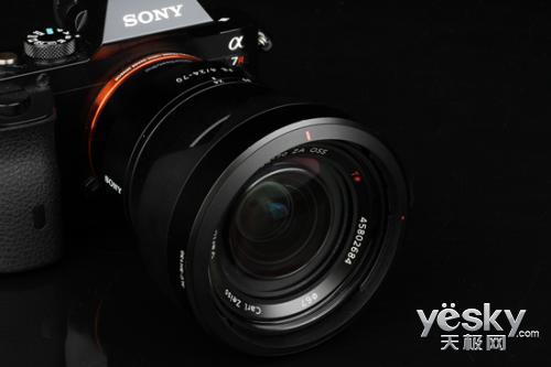 高品质影像保证 索尼SEL2470Z镜头外观评测