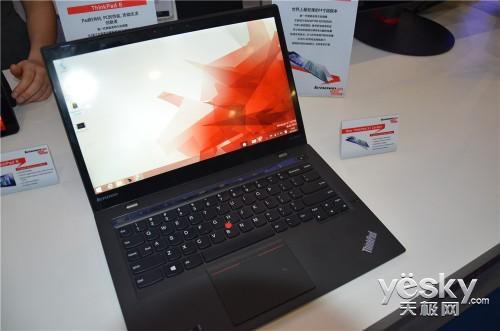 IDF 2014探秘:联想ThinkPad 3款新品曝光