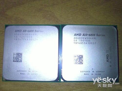 游戏爱好者专配 看AMD至尊APU游戏对比实测