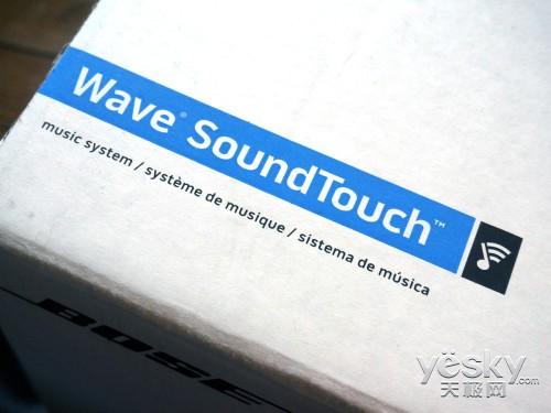 无线生活:国内首款妙韵SoundTouch开箱