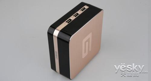 美图首秀!杰科4k超高清机顶盒R11