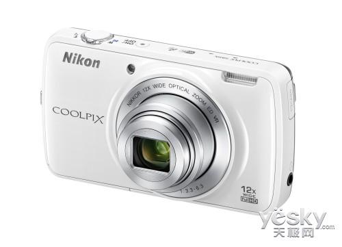 尼康发布全新轻便型数码相机COOLPIX S810c