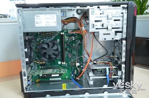 高性价比商用机 戴尔Vostro 3901首测(全文) 戴尔台式电脑 台式...