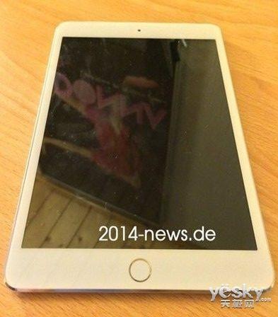 传iPad 6和iPad mini 3均将加入指纹识别