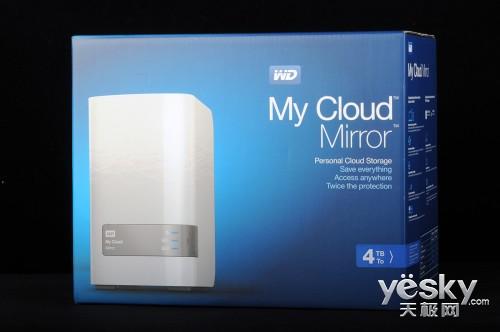 """宁""""镜""""致远 My Cloud Mirror个人云首测"""