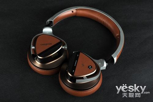 Creative创新Aurvana旗舰Platinum耳机首测
