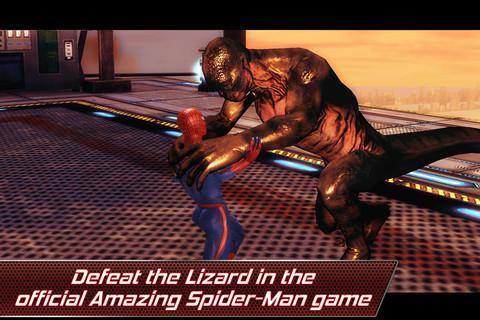 超凡蜘蛛侠iPhone版截图3