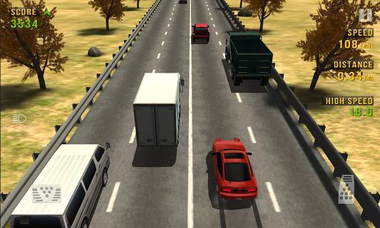 公路赛车手Android版截图4