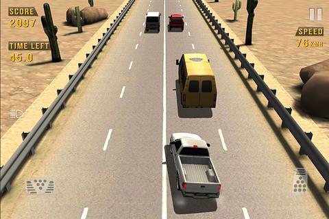 公路赛车手Android版截图1
