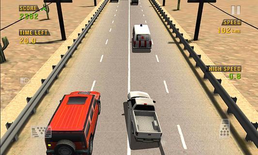 公路赛车手Android版截图3