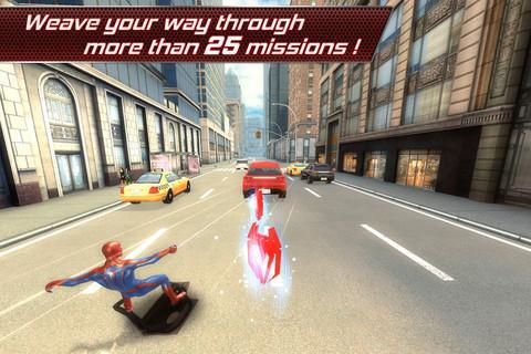 超凡蜘蛛侠iPhone版截图2