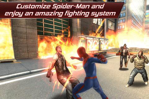 超凡蜘蛛侠iPhone版截图1