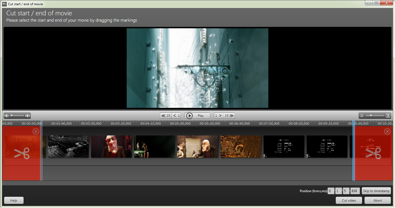 Ashampoo Movie Studio Pro截图1