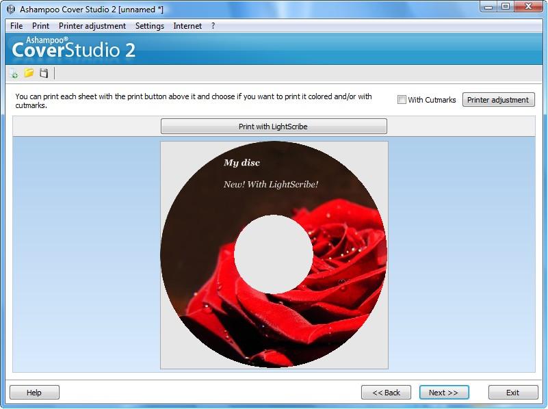Ashampoo Cover Studio 2截图2