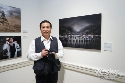 2014索尼世界摄影奖高层专访&陈利获奖感言