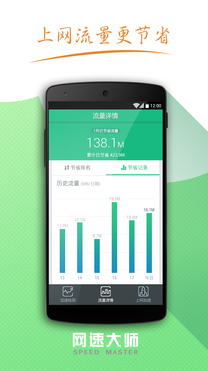网速大师Android版截图4