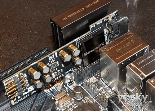 能超频的Mini-ITX!评Maximus VII Impact