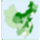 中国地图统计图生成器标题图