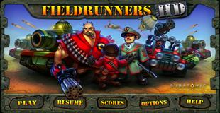 Fieldrunners标题图