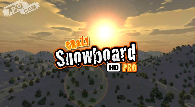 Crazy Snowboard Pro截图3
