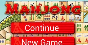 Mahjong HD标题图
