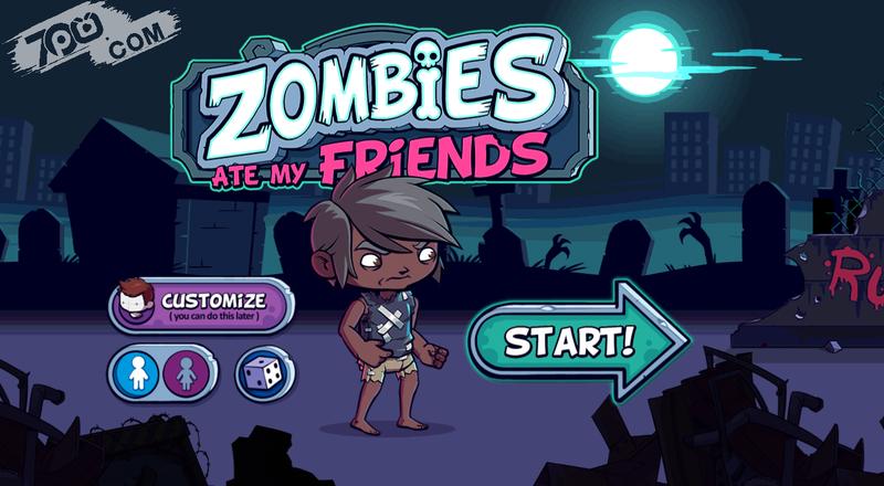 Zombies截图1