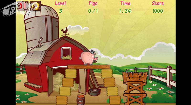 Mr. Pig Muddy截图3