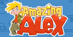 Amazing Alex标题图