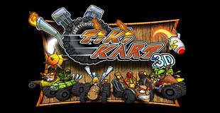 Tiki Kart 3D标题图