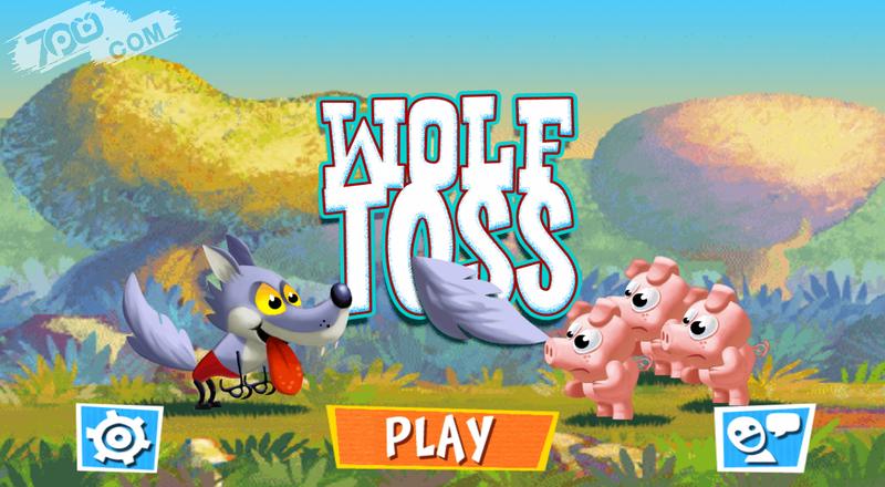 Wolf Toss截图1