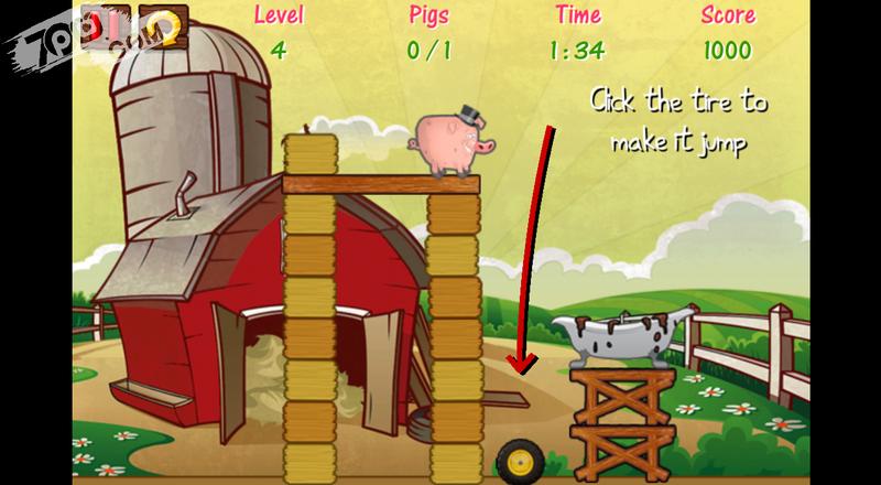 Mr. Pig Muddy截图1