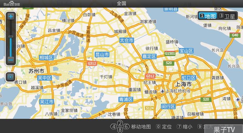 百度地圖截图2