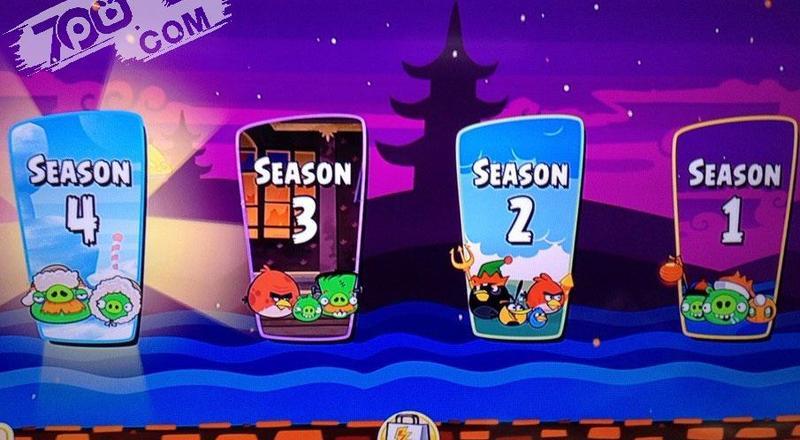 Angry Birds截图3