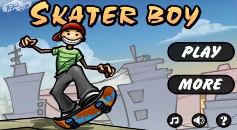 Skater Boy截图3