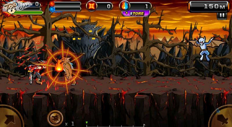 Devil Ninja2截图2