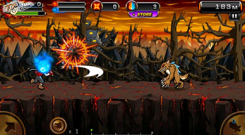 Devil Ninja2截图1