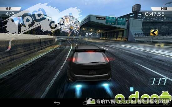 NFS Most Wanted截图3