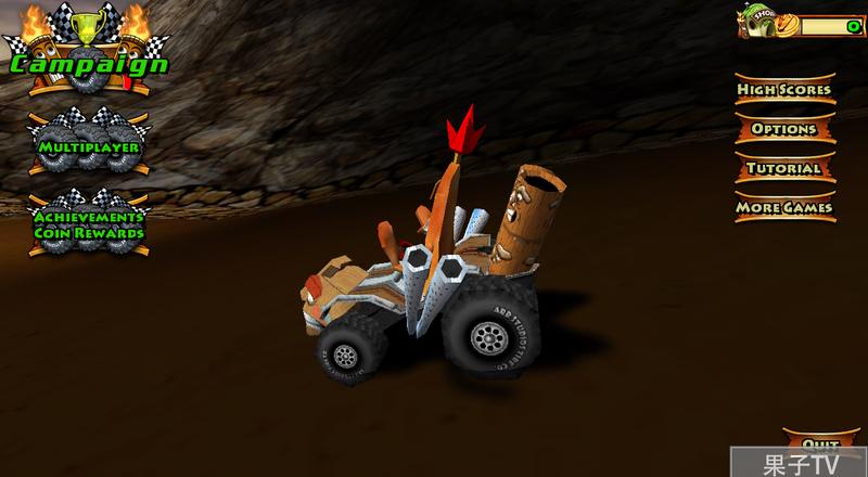 Tiki Kart 3D截图1