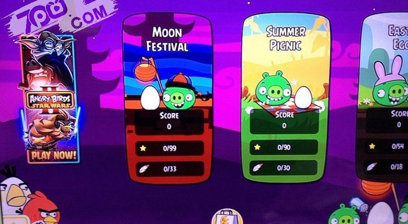 Angry Birds截图2